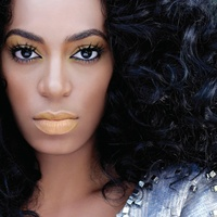 Solange Knowles, head shot