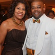 112 Diedre and Terrence Fontaine at the UNCF Gala November 2013