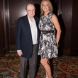 Bob Newhart and Kemah Blair at the CHRISTUS Foundation for HealthCare spring luncheon April 2015