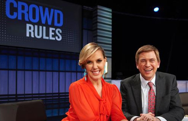 Kendra Scott co-hosts CNBC show Crowd Rules