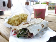 Austin photo: places_food_conscious cravings_wrap
