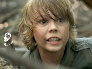 Gage Munroe as General PK in I Declare War film