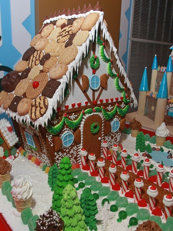 News_Gingerbread house