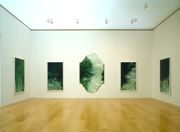 Cy Twombly Gallery Menil Collection