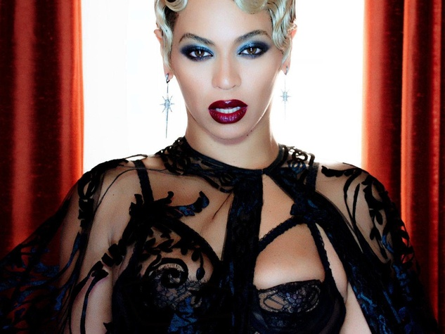 Beyonce the visual album iTunes Haunted December 2013