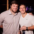 6, Connor Barwin farewell party, April 2013, Eric Winston, Owen Daniels