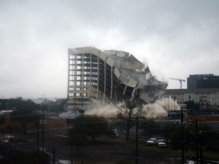 Implosion, Trammell Crow