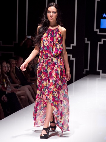 Austin Fashion Week 2014 Wednesday Runways LaLa