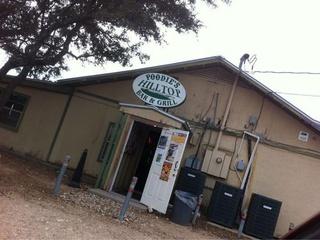 Poodie's Roadhouse in Spicewood, TX.
