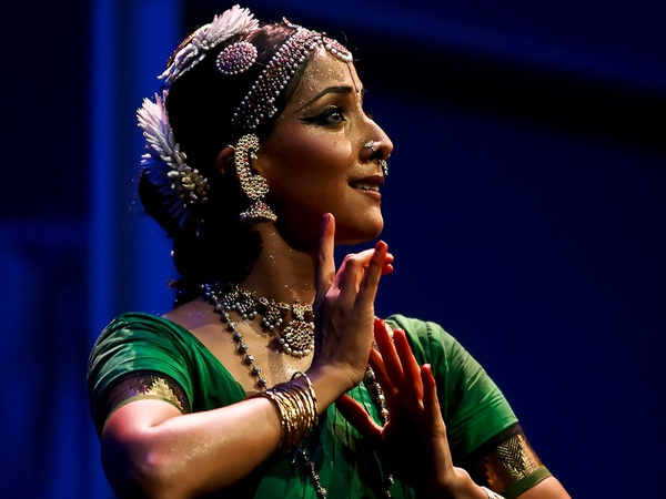 Nancy, dance at the Asia Society, Mythili Prakash