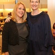 Stacey Swift, left, and Holly Moore at Neiman Marcus' Stiletto Strut