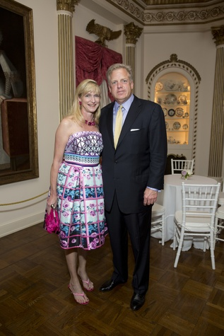 Rienzi Spring Party, 5/16 Carroll Goodman, John Fain