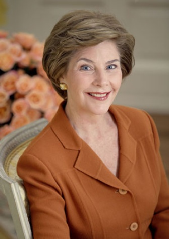 Events_Cooley Leadership Award_Laura Bush