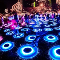 SXSW Eco Light Garden_Republic Square Park_2014