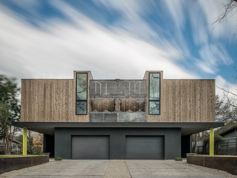 Slideshow Ultra Modern Home Hits The Market In Austin 39 S