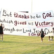Kountze High School banner