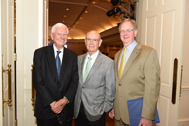 Haute for Hope Fashion Show 2015 Doug Pitcock, Walter Johnson, Hank Rush