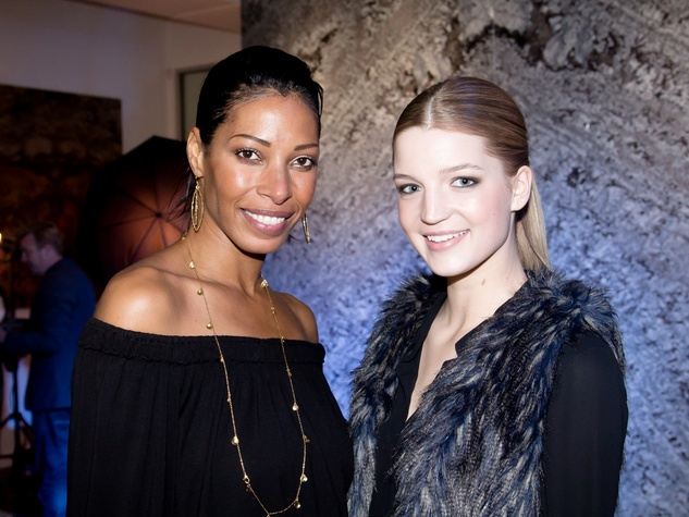 Carlotta Lennox, Christina Phillips, face of aftershcok