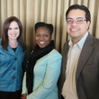 Aaliyah Haqq, Jennifer Wright, Earsa Jackson and Chris Miller, Promise House Donor Luncheon