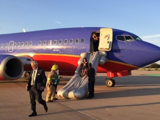Southwest Flight ABIA Emergency Landing
