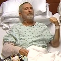 David Franey Jr. in hospital after being tied up and thrown in a ditch December 2013