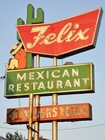 contemporary Mexican Restaurant signs - Google Search ...