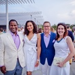 News, Shelby, Hermann Park Conservancy, Evening in the Park, April 2015, Teddy and Seva Aams, Eric and Noelle Reed