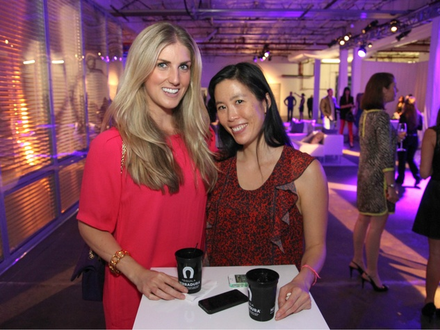 Brittany Billings, Clara Pang, Gilt City Warehouse Sale
