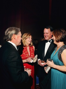 004, Houston Ballet Ball, February 2013, Reggie Smith, Juana Bernard, Conrad Bernard, Leigh Smith