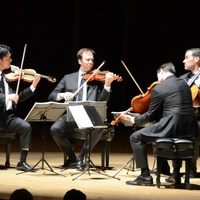 Miro Quartet concert Houston Friends of Chamber Music