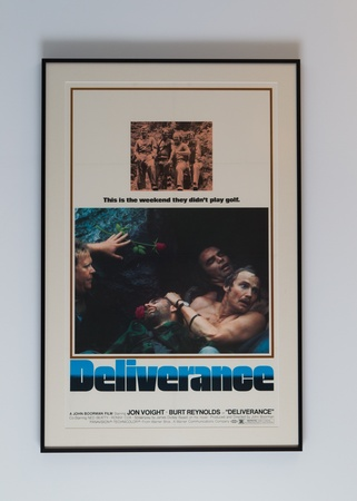 "Robert Brandenburg's ""Deliverance"""