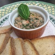 Georges Bistro Smoked Salmon Rillette June 2014