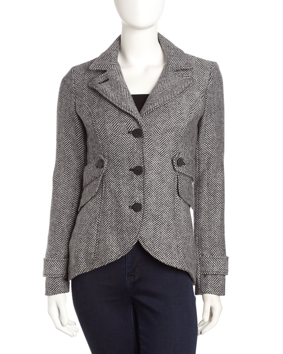 Blazers Hull: Go From Soccer Field To Soiree With A Stylish And