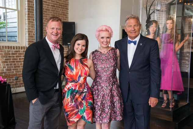 News, Shelby, Heart of Fashion, Aug. 2015, Jerad DaMe, Katie Turpin, Vivian Wise, Charles Ward