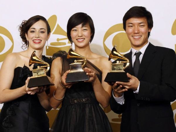 Image result for parker quartet grammys