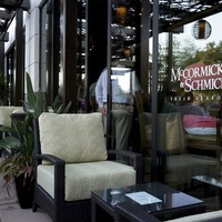 McCormick & Schmick's Seafood & Steaks Houston Town & Country entrance RUN FLAT