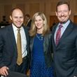 12 Mark Temple, from left, Amy Blumrosen and Chris Watt at the AIDS Foundation Houston luncheon December 2014