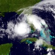 Hurriane Issac, hurricane, storm, satellite