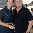 Hayley Hamilton and Gary Cogill at 2014 Raiser Grazer