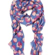 News_Kelly Wearstler_Feline Scarf_Mulberry
