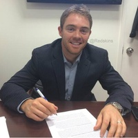 Colt Mccoy washington redskins signing
