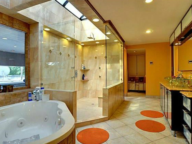 Cooper St Private Bath Room