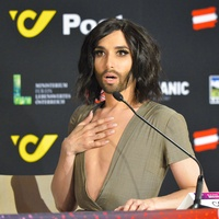 Eurovision winner Conchita from Austria