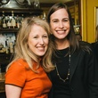1 Tracey Keegan, left, and Tracy Leibovitz at the CultureMap Social at La Colombe d'Or February 2014