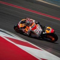 MotoGP motorcycle racing at Circuit of the Americas