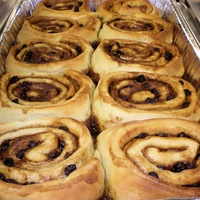 News_pastries_Sinfull Bakery_cinnamon rolls