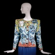 News_Donae Cangelosi Chramosta_Yves Saint Laurent_Denver Art Museum_March 2012_YSL Tribute to Vincent Van Gogh