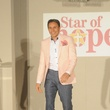 Art Rascon at the Star of Hope Celebrity Fashion Show May 2014