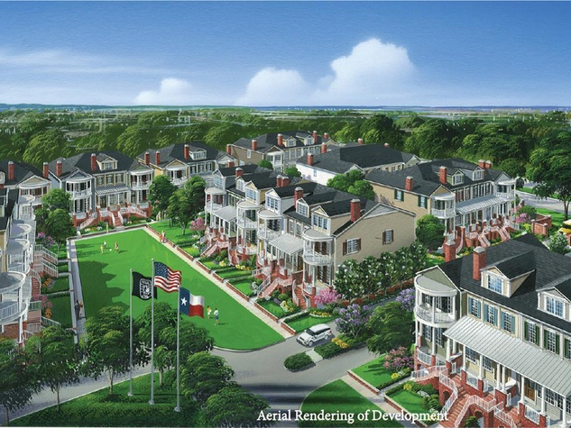 Crain Square rendering January 2015