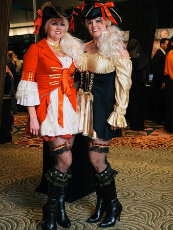 0016, Ronald McDonald House Boo Ball, October 2012, Dana Weaver, Diane Fallows